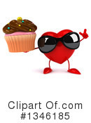 Royalty-Free (RF) Heart Character Clipart Illustration #1346185
