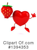Heart Character Clipart #1394353 by Julos