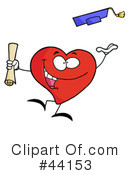 Heart Character Clipart #44153 by Hit Toon
