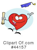 Heart Character Clipart #44157 by Hit Toon
