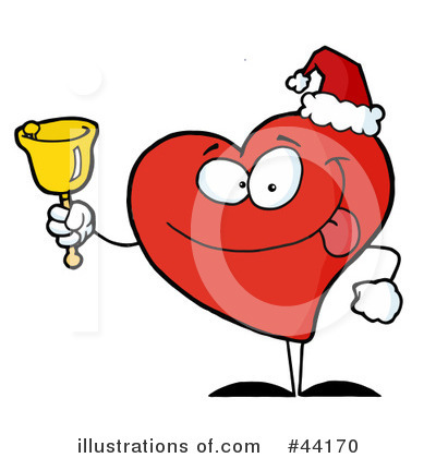 Heart Character Clipart #44170 by Hit Toon