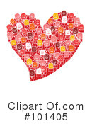 Heart Clipart #101405 by NL shop