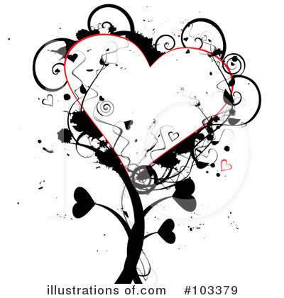 Heart Clipart #103379 by MilsiArt