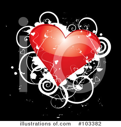 Heart Clipart #103382 by MilsiArt