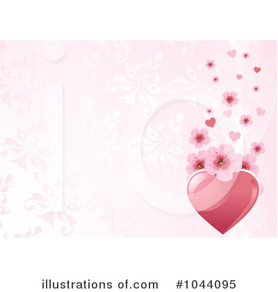 Cherry Blossoms Clipart #1044095 by Pushkin