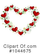 Heart Clipart #1044675 by BNP Design Studio
