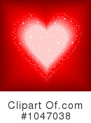Royalty-Free (RF) Heart Clipart Illustration #1047038