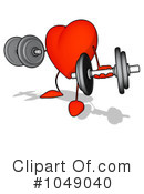 Heart Clipart #1049040 by Julos