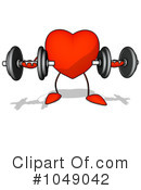 Heart Clipart #1049042 by Julos