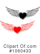 Heart Clipart #1060433 by Vector Tradition SM