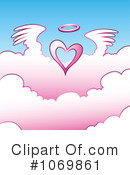 Heart Clipart #1069861 by cidepix