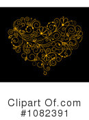Heart Clipart #1082391 by Vector Tradition SM