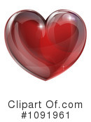 Royalty-Free (RF) heart Clipart Illustration #1091961