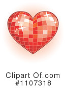 Royalty-Free (RF) heart Clipart Illustration #1107318
