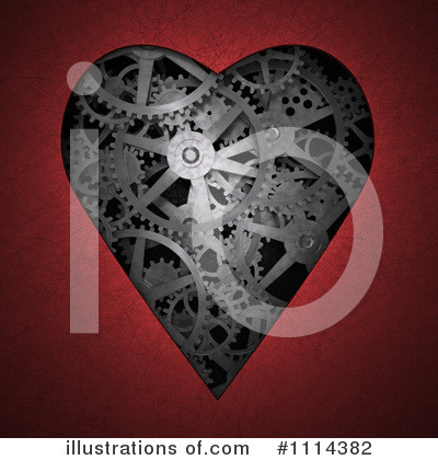 Heart Clipart #1114382 by Mopic