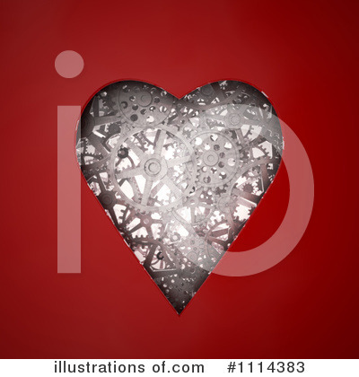 Heart Clipart #1114383 by Mopic