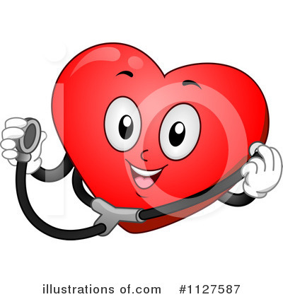 Heart Clipart #1127587 by BNP Design Studio