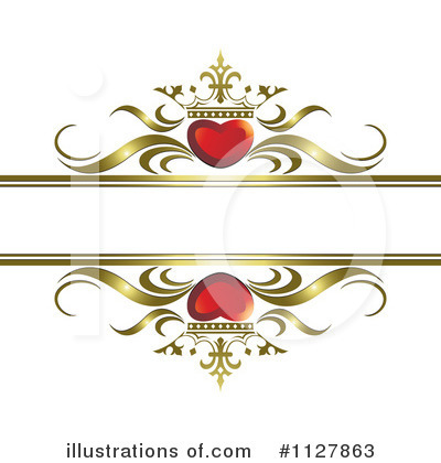 Royalty-Free (RF) Heart Clipart Illustration by Lal Perera - Stock Sample #1127863