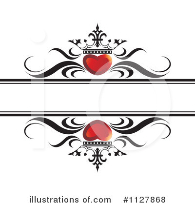 Heart Clipart #1127868 by Lal Perera
