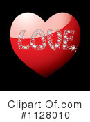 Royalty-Free (RF) heart Clipart Illustration #1128010