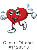 Royalty-Free (RF) heart Clipart Illustration #1128310