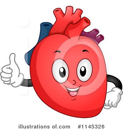 Heart Clipart #1145326 by BNP Design Studio