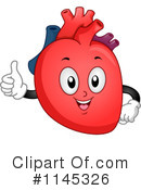 Royalty-Free (RF) Heart Clipart Illustration #1145326