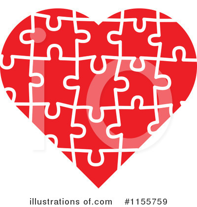 Puzzle Piece Clipart #1155759 by Zooco