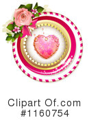 Heart Clipart #1160754 by merlinul