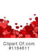 Royalty-Free (RF) Heart Clipart Illustration #1164611