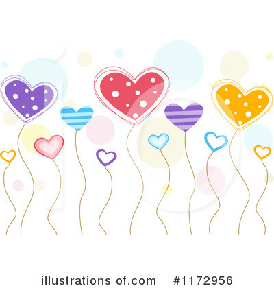 Valentines Day Clipart #1172956 by BNP Design Studio