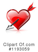 Heart Clipart #1193059 by TA Images