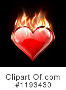 Heart Clipart #1193430 by TA Images