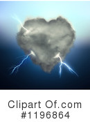 Heart Clipart #1196864 by Mopic
