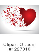 Heart Clipart #1227010 by KJ Pargeter