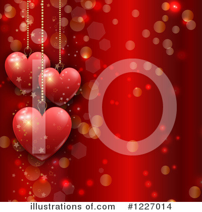 Hearts Clipart #1227014 by KJ Pargeter