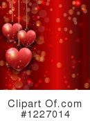 Royalty-Free (RF) Heart Clipart Illustration #1227014