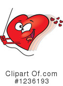 Royalty-Free (RF) Heart Clipart Illustration #1236193