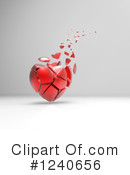Heart Clipart #1240656 by Julos