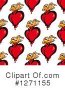 Heart Clipart #1271155 by Vector Tradition SM