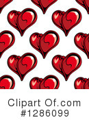 Heart Clipart #1286099 by Vector Tradition SM