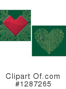 Heart Clipart #1287265 by Vector Tradition SM