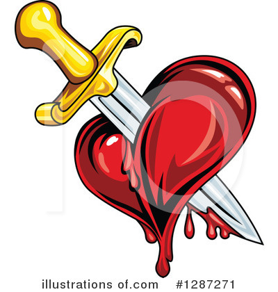 Blood Clipart #1287271 by Vector Tradition SM