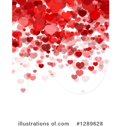 Heart Clipart #1289628 by vectorace
