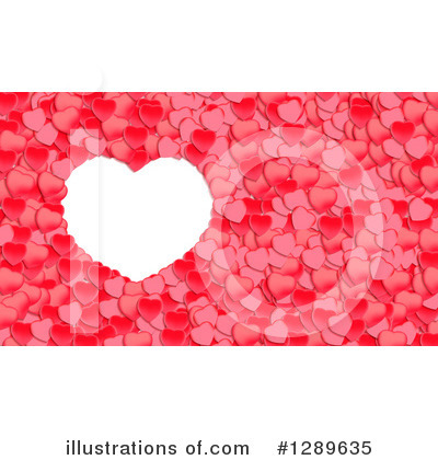 Heart Clipart #1289635 by vectorace