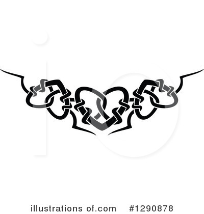 Heart Clipart #1290878 by Vector Tradition SM