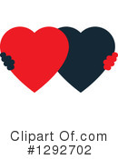 Heart Clipart #1292702 by ColorMagic