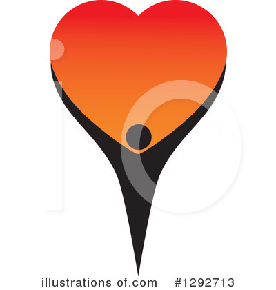 Heart Clipart #1292713 by ColorMagic