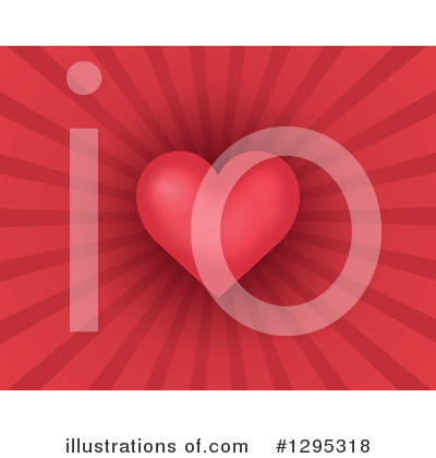 Heart Clipart #1295318 by visekart