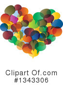 Heart Clipart #1343306 by ColorMagic